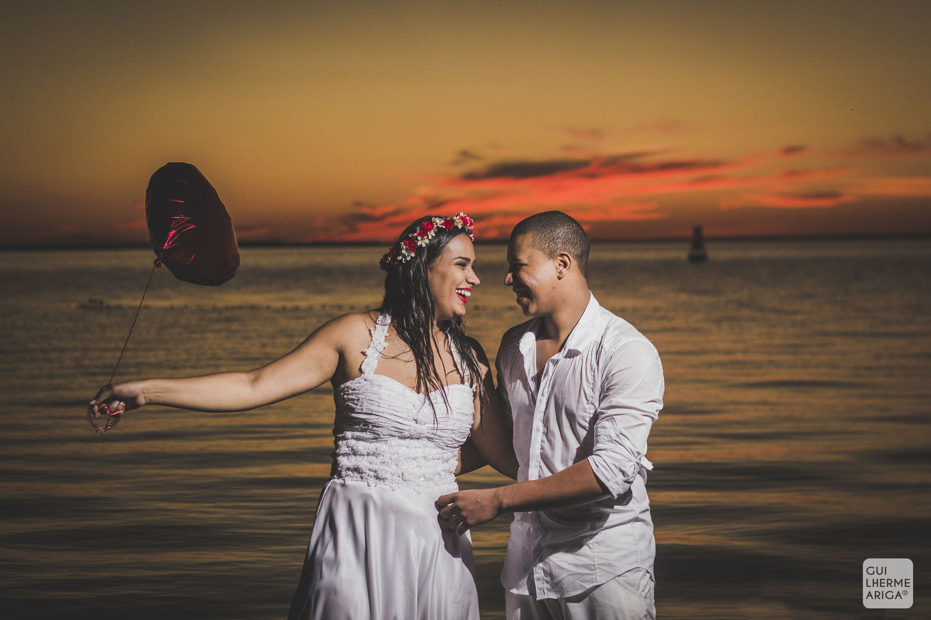 LOVE THE DRESS | Amanda & Vinicius